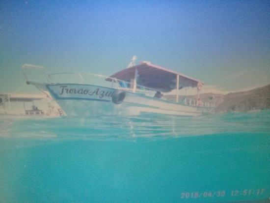 Trovao Azul -Passeio de barco e pesca esportiva