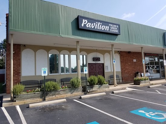 Pavilion Restaurant Greensboro Menu Prices Restaurant
