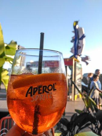 Spritz Con Vista Picture Of Terrazza Aperol Spritz