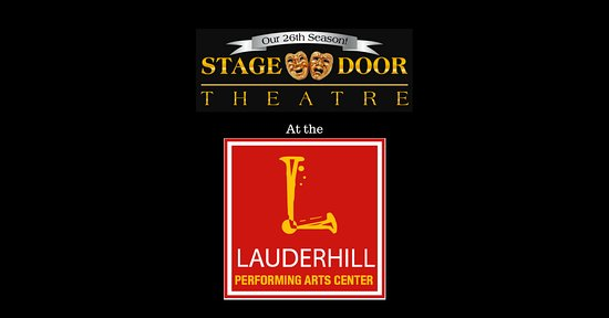 Lauderhill, Floride : The Stage Door Theatre at the LPAC