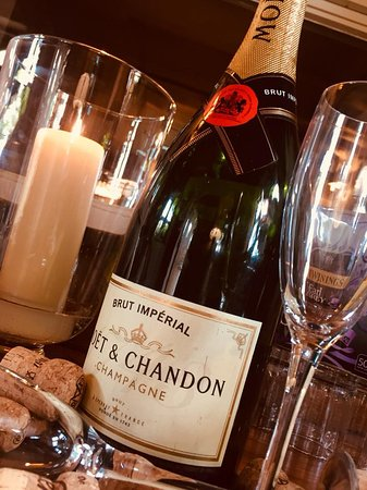 Have a special occasion to celebrate? We have a range of champagne, Prosecco and wines to help y
