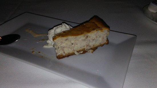 Le Stick Nouveau: Pecan Bourbon Cheese Cake
