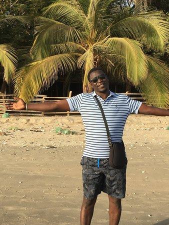 Sanyang, Gambia: Paradise Beach
