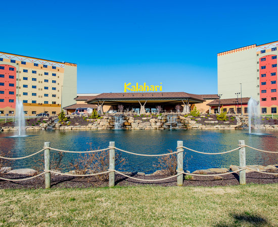 Hard pressed to find a criticism - Review of Kalahari Resort