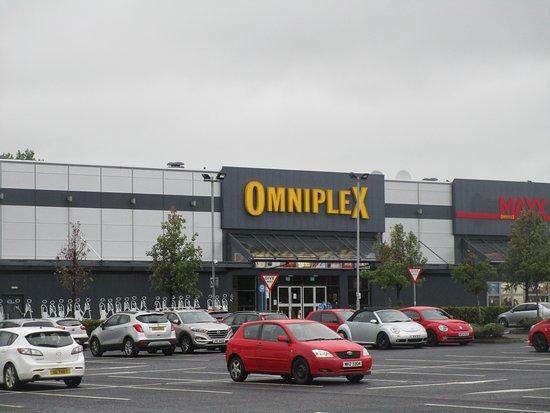 Omniplex Cinema, Antrim