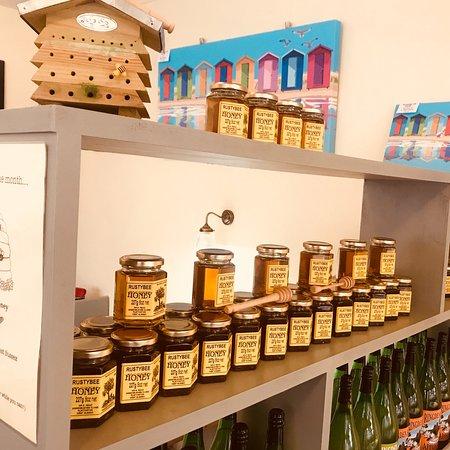 Rustington, UK: The Honeypot Cafe after the refit!