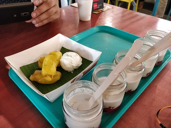 Bangalore District, Indien: Desserts