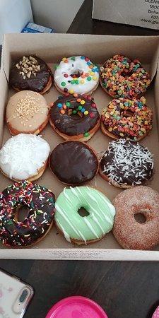 Bohemia, Nova York: Favorite Donuts!!!