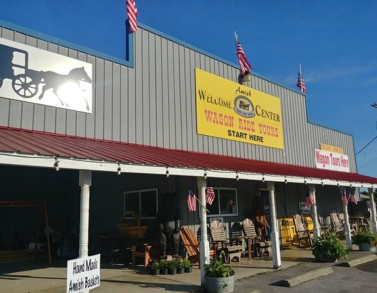 The Amish Heritage Welcome Center Has The Largest Selection ...