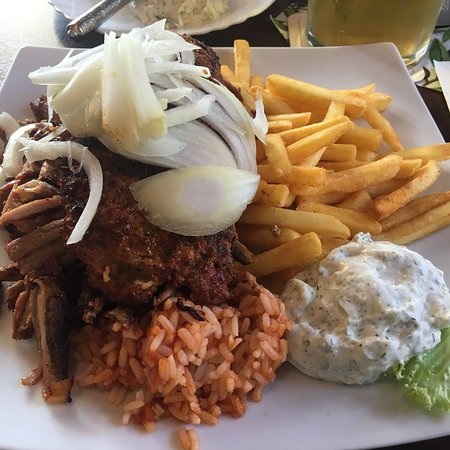 Niebuell, Alemanha: Restaurant Athen