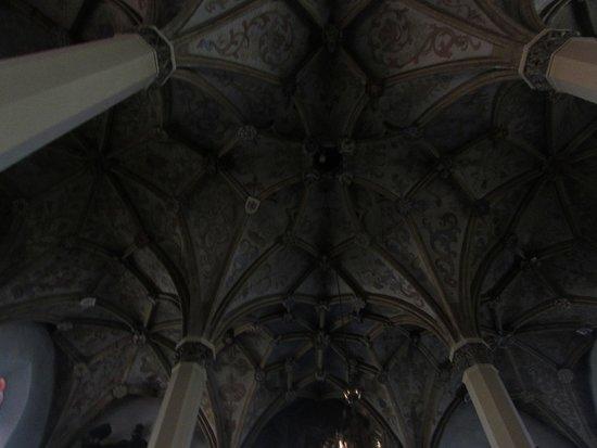 Župnijska cerkev Sv. Jakoba: la volta