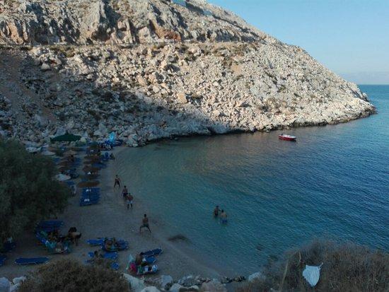 Ειδυλλιακή παραλία
