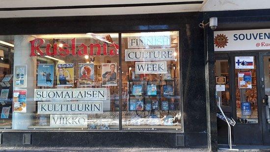 Ruslania Books