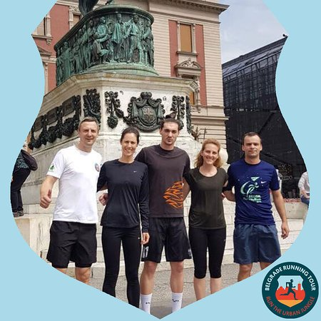 Belgrade Running Tour