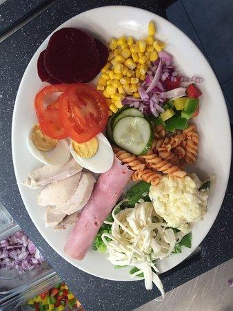 Newmarket, Irlanda: Relish Salad Plate