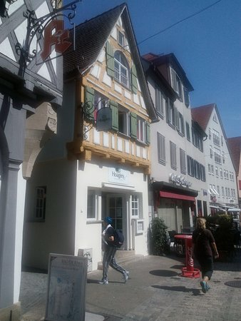 Schorndorf, Germany: Interessant
