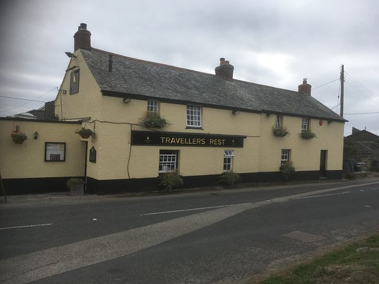 The Travellers Rest Pub Picture