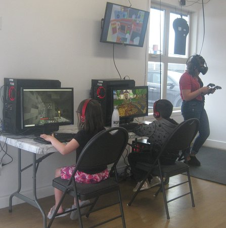 Parksville, Canadá: Network Gaming and More!