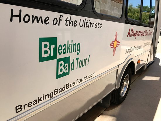 Breaking Bad Bus Tours