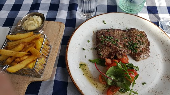 Jarfalla, Suecia: Mycket god mat
