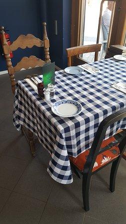 Jarfalla, Suecia: Udda bordsupplevelse.
