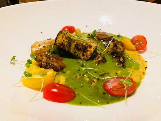 Chauhan Ale and Masala House: vegetable kichidi