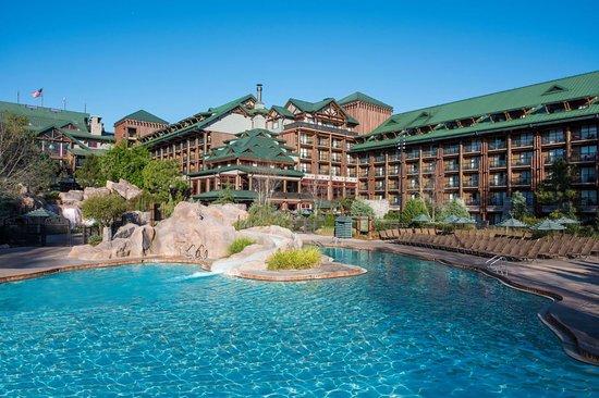 Disney S Wilderness Lodge Resort Orlando Floride Voir