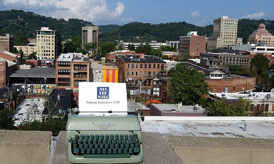 AVL Lit Map Tour
