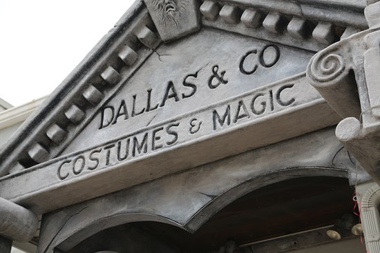 Dallas & Company Costumes & Magic