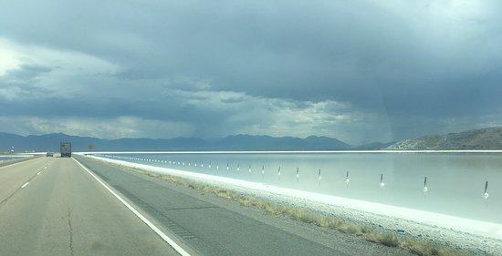 Wendover, UT: Salt Flats - Our Scenic Drive in Utah