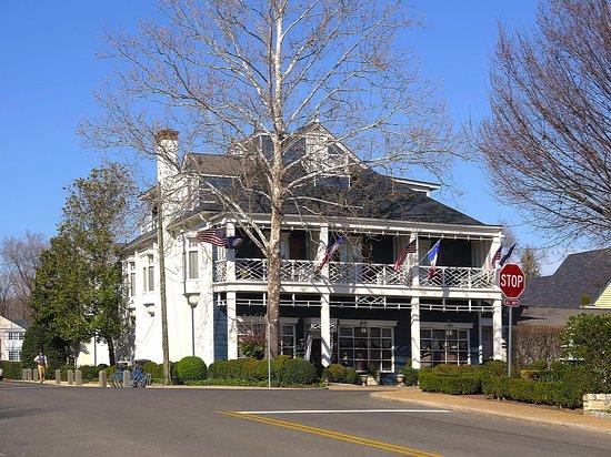 Inn at Little Washington - The Inn Exterior