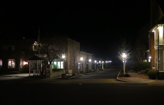 Inn at Little Washington - Washington, VA, Evening