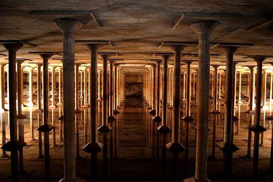Buffalo Bayou Park Cistern (Houston) - Aktuelle 2019 - Lohnt es sich ...
