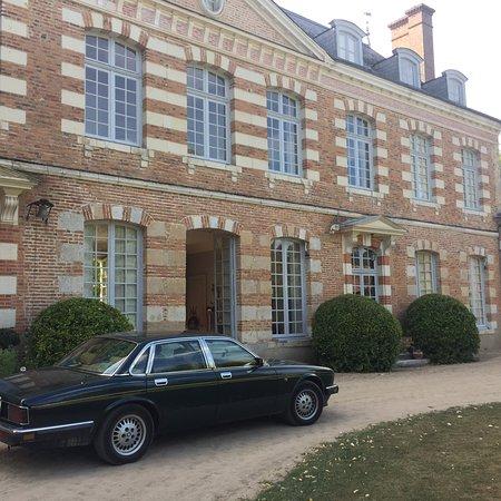 Villeny, ฝรั่งเศส: Chateau de la Giraudiere