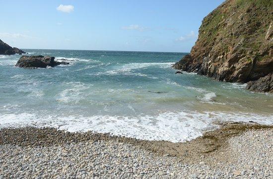 Cleden-Cap-Sizun, Francia: la spiaggia