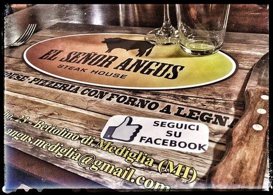 El Senor Angus, Mediglia - Restaurant Bewertungen, Telefonnummer ...