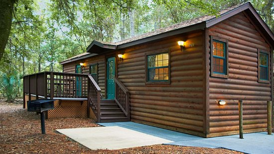 The Cabins At Disney S Fort Wilderness Resort Updated