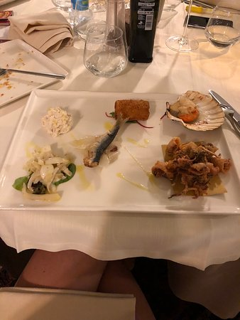 Allium Restaurant: 17/08/2018