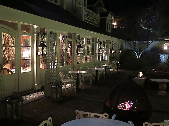 Inn at Little Washington - Patio Dining