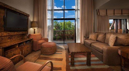 Disney 39 s animal kingdom villas kidani village updated 2018 prices villa reviews orlando for 3 bedroom grand villa disney animal kingdom