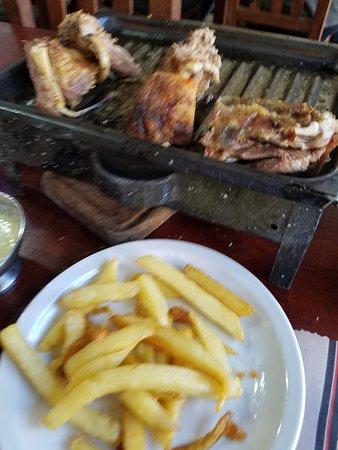 De la Plaza Pena y restaurante صورة فوتوغرافية