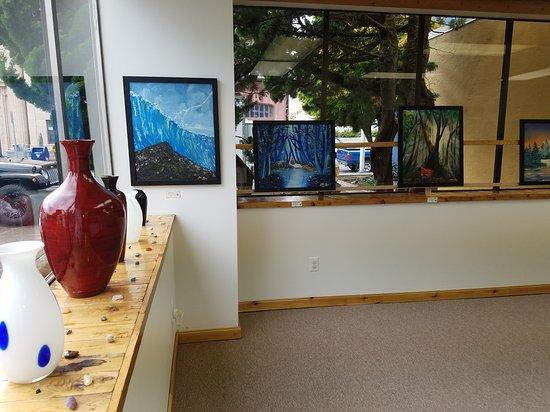 Oscar de' Masi Art Studio/Gallery