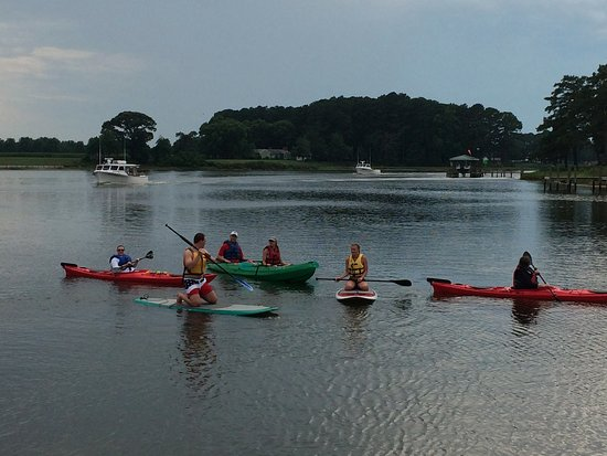 Burnham Guides Paddling Adventures