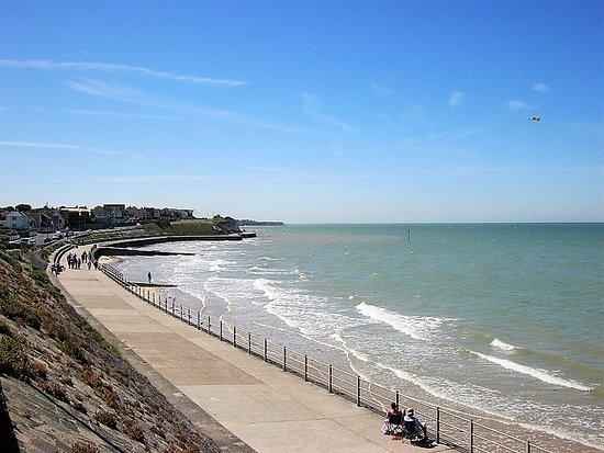 West Bay Beach Westgate-on-Sea