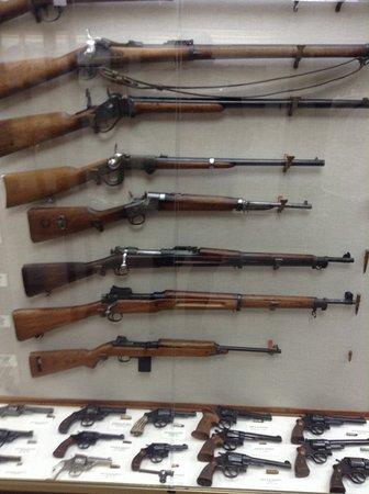Logan, KS: A few of the guns