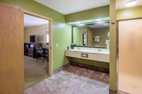 Paris, TN: Suite with king bed(s)