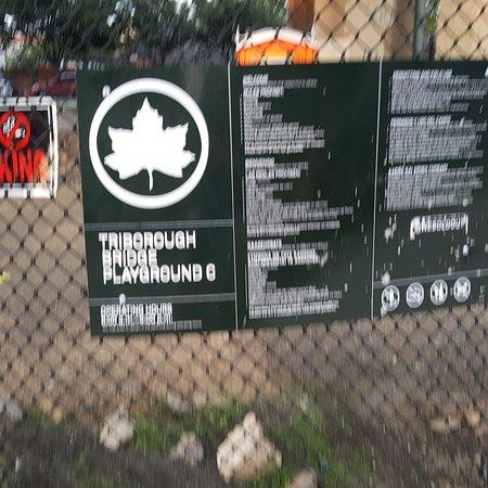 Triborough Bridge Playground B