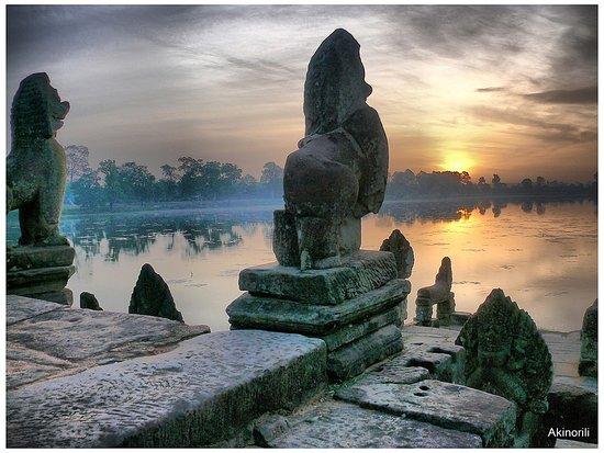 Cambodia by Private Driver