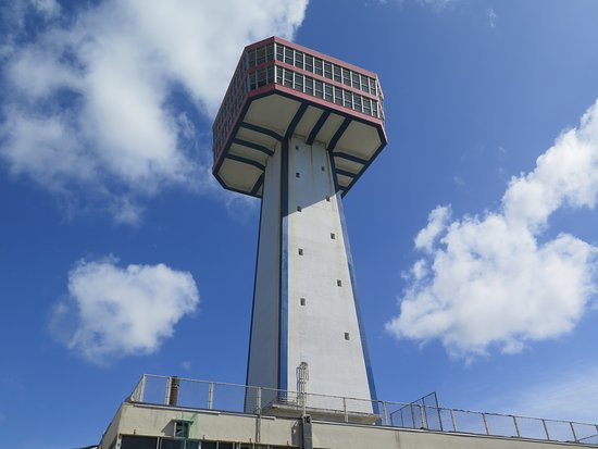 Tojinbo Tower