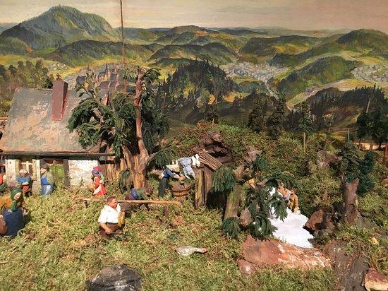Museum sachsisch-bohmisches Erzgebirge